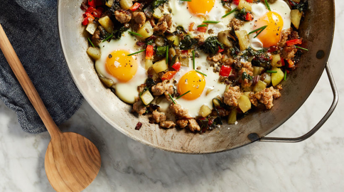 Recipe: Breakfast Hash