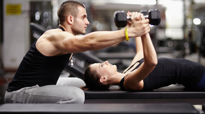 Four Reasons to Hire a Personal Trainer